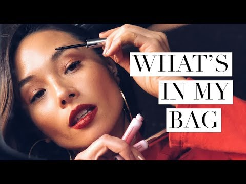 The Beauty Products I Keep In My Car | What's In My Fiat | Aja Dang