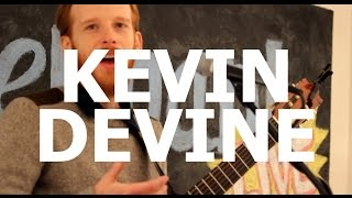 Watch Kevin Devine Tomorrows Just Too Late video