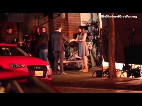 Fifty Shades Of Grey Audi A Scene YouTube - Audi car in 50 shades of grey