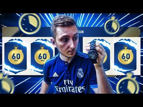 DRAFT W MINUTĘ! - FIFA 18 CHALLENGE [#4]
