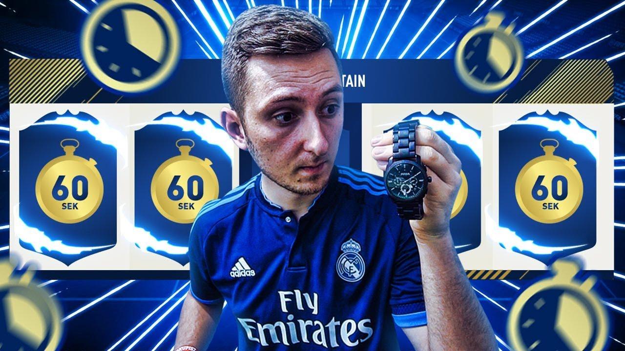 DRAFT W MINUTĘ! – FIFA 18 CHALLENGE [#4]