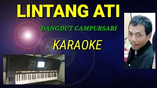 LINTANG ATI - SAFIRA INEMA (COVER Keyboard)