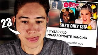 This 23 Year Old YouTuber Is Pretending To Be 16 To Exploit Children