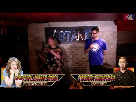 The RoastMasters 5.1.18 Spring Tournament: Patrick Schroeder vs. Christine MeehanBerg
