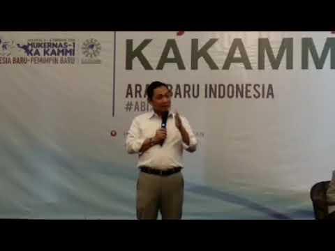 Orasi Kebangsaan Anis Matta - Arah Baru Indonesia