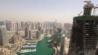 Dubai Marina, Infinity Tower, 1st June 2010