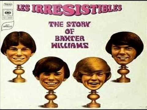 LES IRRESISTABLES - Baxters Last Step 1969 Rare 60's Baroque Pop