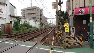 京成3050形3053編成 回送列車 京成大久保駅通過