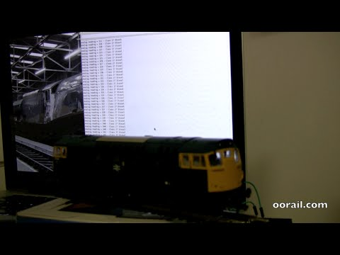 oorail com | Tech Tuesday - Train Detection with Arduino and FSR sensors