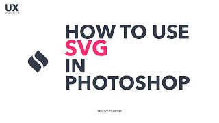 How to use SVG in Photoshop? Use this plugin SVG Layer