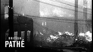 Great Fire In Chicago (1934)