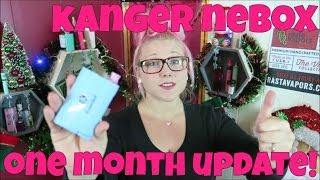 kanger nebox one month update   tiavapes