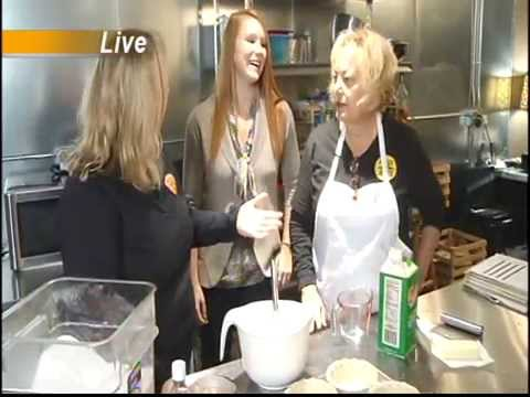 National Dessert Day at Peggy Jean's Pies - Live at Sunrise