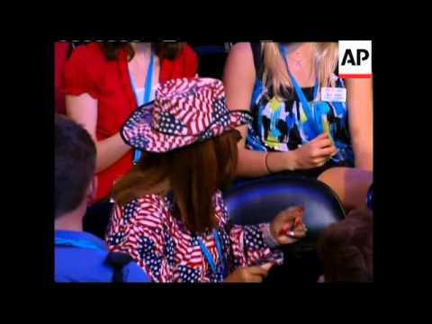 Speeches at Democratic Convention, Pelosi