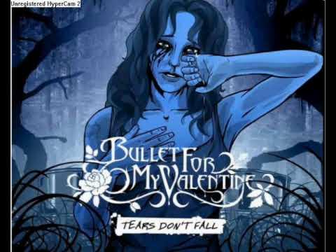 bullet for my valentine tears don't fall  [lyrics]