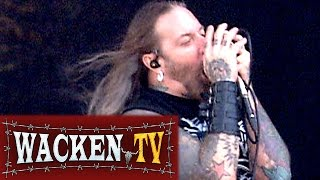 DevilDriver - Full Show - Live at Wacken Open Air 2016