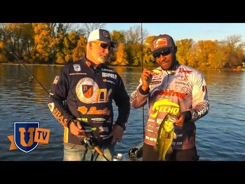 How To Catch Tidal River Bass - Squarebills & Jigs