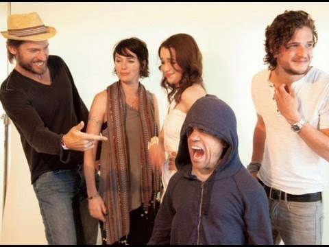Game Of Thrones Funny Cast