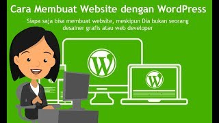 Cara Posting artikel di Blog wordpress | how to make a wordpress
