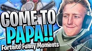 Crazy Sniper moments - Fortnite Funny Moments and WTF Moments