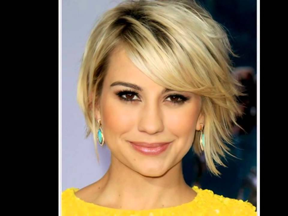 Short Hairstyles For Heart Shaped Faces Youtube