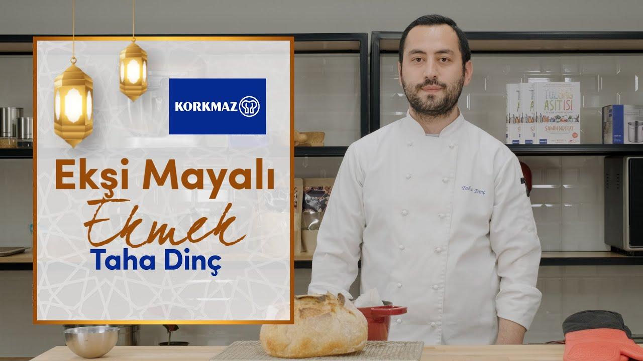 Ekşi Mayalı Ekmek Yapımı / Uzun Versiyon