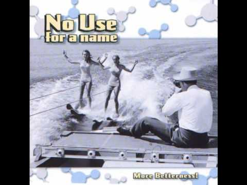 No Use For A Name - Fairytale of New York