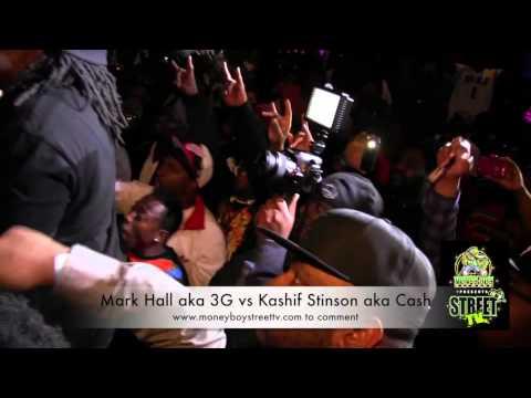 Mark Hall aka 3G vs Kashif Stinson aka Cash