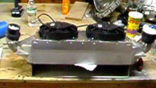MR2 Spyder Hass Intercooler w/ Fans