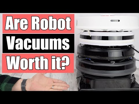 AM Tampa Bay - Are Robot Vacuums Worth It?