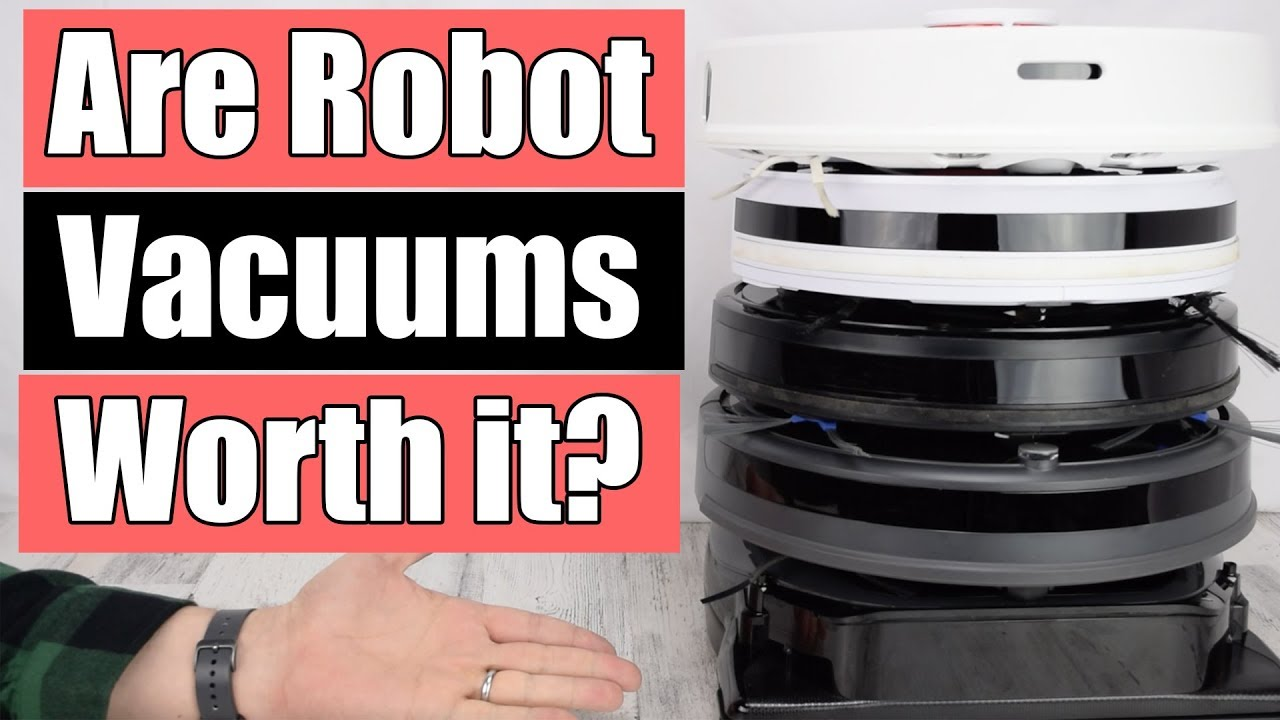 are robot vacuums worth it? - do they really work?