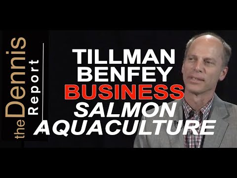 Tillman Benfey: Salmon Aquaculture (Business)