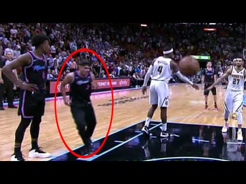 Strangest NBA moments of the 2018/2019 Season