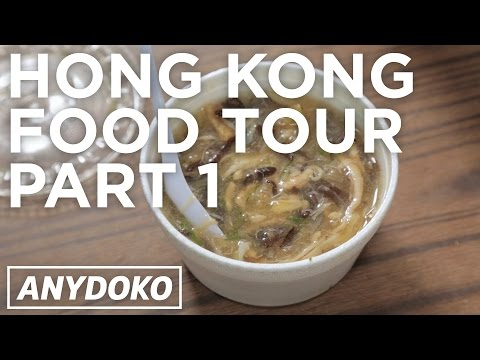 Best Hong Kong Street Food - Featuring Snake Soup and Roast Goose!
