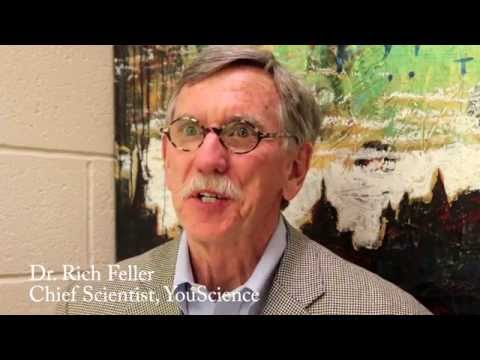 Rich Feller, Ph.D. Explains the YouScience