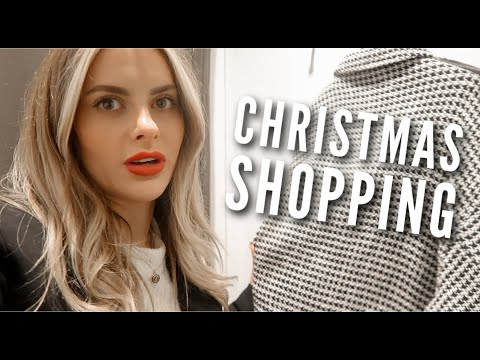 CHRISTMAS COME SHOPPING WITH ME - VLOGMAS | Fashion Influx. http://bit.ly/2wu7b9S