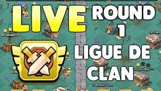 Clash of Clans - CWL ROUND 1 - JE VAIS TRIPLER COMBIEN DE BASES ?