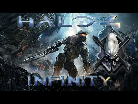 Halo 4 Legendary Walkthrough: Mission 4 - Infinity
