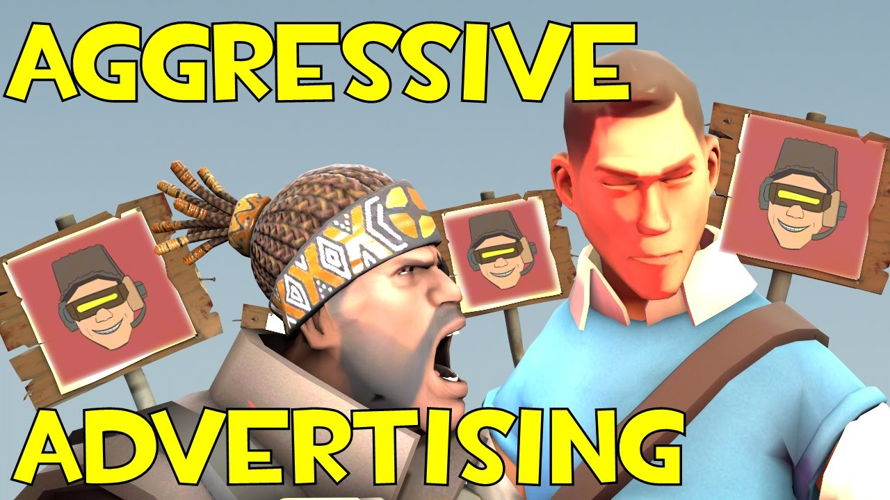 aggressive advertising Aggressive advertising 68 likes we offer a trailer advertising service we'll work together with you to create the advertisement that you want and that.