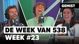 Hoe denkt De Ochtendshow van 538 over fake orgasmes?! | De Week Van 538