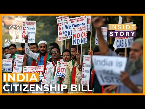 Is India's proposed citizenship law anti-Muslim? | Inside St