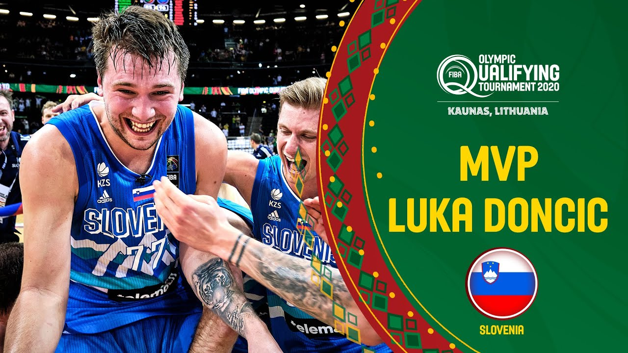 Luka Magic! | Doncic named as MVP