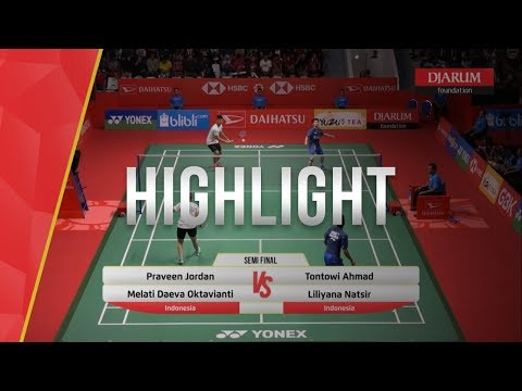 Tontowi Ahmad/Liliyana Natsir (Indonesia) VS Praveen Jordan/Melati Daeva Oktavianti (Indonesia) Mp3