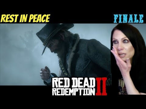 RED DEAD REDEMPTION 2 - REST IN PEACE - THE FINALE - PS4