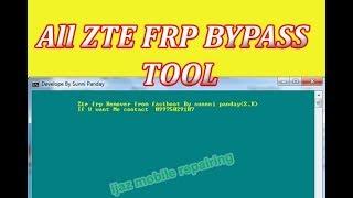 Zte Z799Vl Frp Bypass 2018