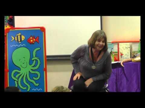 Julia Donaldson On Being The Children's Laureate