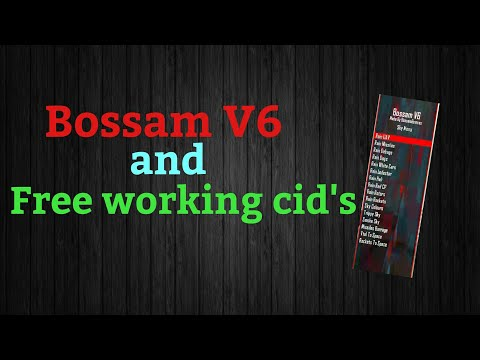 Bossam V6 GSC +DOWNLOAD and Free working cid's thumbnail