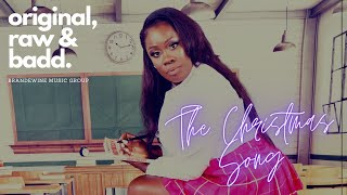 Brande Pa'trice   The Christmas Song Lyric Video