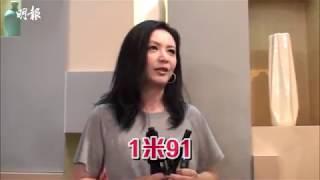 【高人一等】曾華倩囝囝高1.91米 仲高過「游生」袁文傑