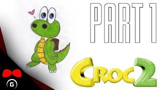 Croc 2 | #1 | Agraelus | CZ Let's Play / Gameplay [1080p60] [PC]